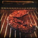 Bury Black Pudding under the grill